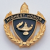 HIGHEST HONOR