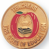 TEACHERS CORE OF EDUCATION PIN