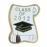 SCROLL PIN CLASS OF 2011