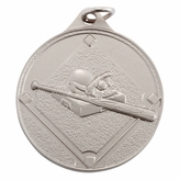 BASEBALL GENERAL MEDAL - MULTIPLE COLORS