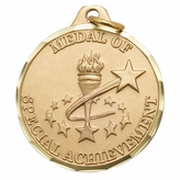 MEDAL OF SPECIAL ACHIEVEMENT - MULTIPLE COLORS