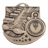 SWIMMING MEDAL - MULTIPLE COLORS