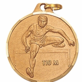 TRACK 110 METER HURDLE MALE - MULTIPLE COLORS