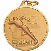 TRACK 200 METER DASH FEMALE- MULTIPLE COLORS