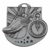 TRACK MEDAL - MULTIPLE COLORS