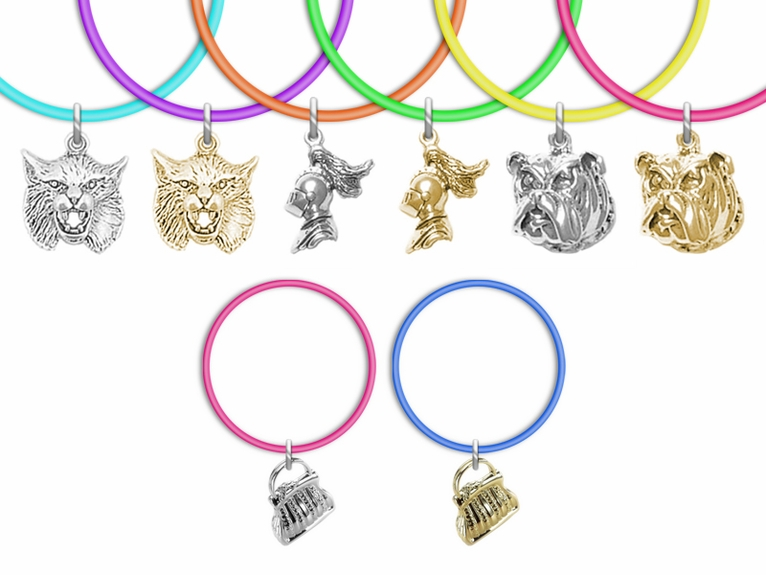 Jelly Band Charms