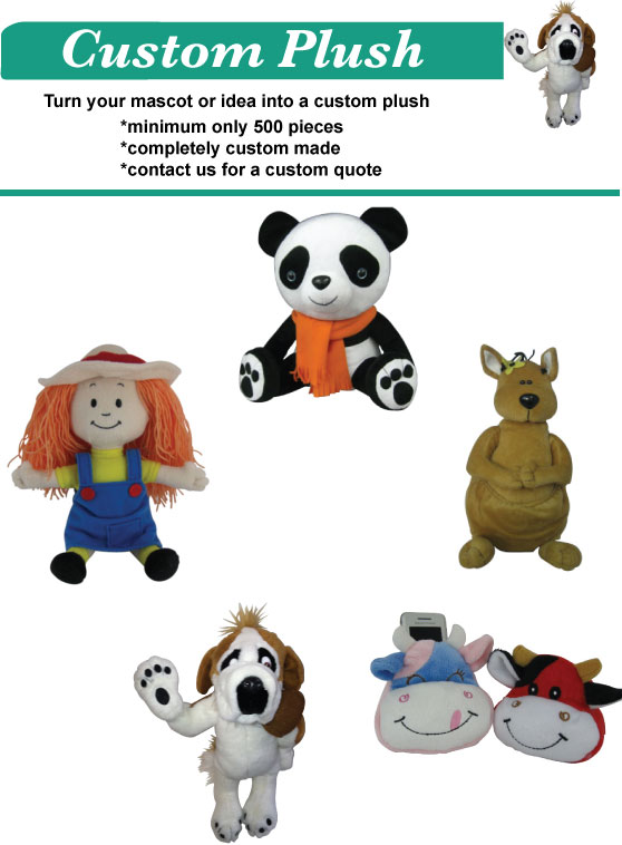 Plush Bears and More