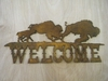 Welcome with Buffalo