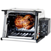 SHOWTIME 3000 COMPACT ROTISSERIE STAINLESS