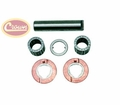 "19a) 1-1/8"" intermediate shaft kit, use with Dana Spicer 18 transfer case"