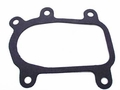 Output shaft bearing cap cover gasket, use with Dana Spicer 18 transfer case