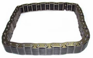 32) Chain, timing, (before engine #44417) L-134, 1945-53 Willys Jeep CJ-2A, CJ-3A