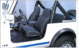 Jeep Seats and Accessories