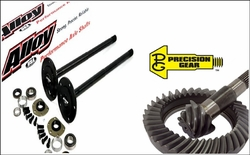 Alloy USA and Precision Gear
