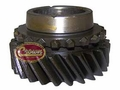 5) 2nd Gear, V6 engines only, 21/26 teeth, 1967-75 Jeep CJ-5, CJ-6 with T-14 transmission