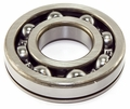 30) Front maindrive gear bearing, 1967-75 Jeep CJ-5, CJ-6 with T-14 transmission