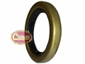 32) Front bearing retainer seal, 1967-75 Jeep CJ-5, CJ-6 with T-14 transmission