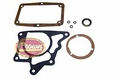 Gasket and seal kit, fits 1967-75 Jeep CJ-5, CJ-6 with T-14 transmission