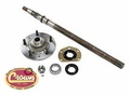 "(2) Drivers side axle shaft kit ( 33-1/2"" in length ) fits 1976-79 Jeep CJ-5 & CJ-7 with AMC model 20 Quadra-Trac rear axle"