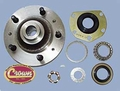 (3) Model 20 rear axle hub kit, fits 1976-86 Jeep CJ-5, CJ-7 & CJ-8