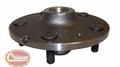 (3a) Amc model 20 rear axle hub with studs, fits 1976-86 Jeep CJ