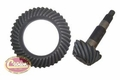 (13) 4.56 ratio ring & pinion set, fits 1976-86 Jeep CJ with AMC model 20 rear axle