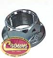 (15a) Pinion nut, fits 1976-86 Jeep CJ with AMC model 20 rear axle