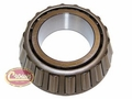 (18) Inner pinion bearing, fits 1976-86 Jeep CJ with AMC model 20 rear axle
