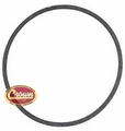(24) Differential cover gasket, fits 1976-86 Jeep CJ with AMC model 20 rear axle