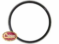 9) Ring gear, 124 tooth, fits 1949-53 CJ-3A with 4 cyl. engine