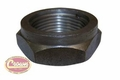 28) Crankshaft nut, L -134, 1945-53 Willys Jeep CJ-2A, CJ-3A