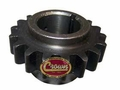 33) Sprocket, crankshaft timing, (before engine #44417) L-134, 1945-53 Willys Jeep CJ-2A, CJ-3A