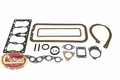 38) Gasket set, complete overhaul, L-134 flathead, 1945-53 Willys Jeep CJ-2A, CJ-3A