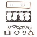 39) Upper engine gasket set ( valve grind ) L-134 flathead, 1945-53 Willys Jeep CJ-2A, CJ-3A