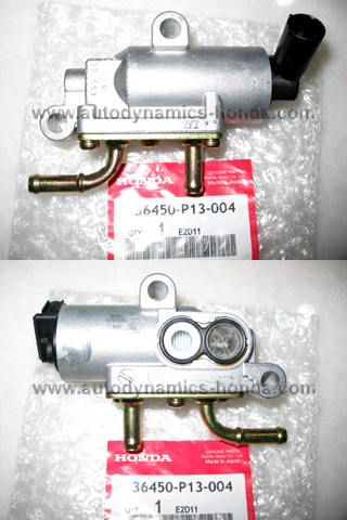 Honda P13 Electronic Idle Air Control Valve