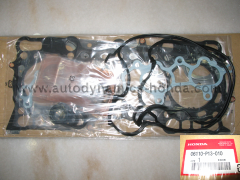 Honda P13 Cylinder Head Gasket Overhaul Set