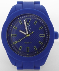 Toy Watch Velvety Blue Watch