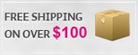 Free Shipping on Over $100