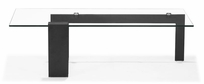 Zeon Coffee Table Black