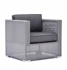 Clear Water Bay Armchair Gray