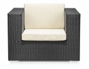 Cartagena Arm Chair Espresso by Zuo Modern