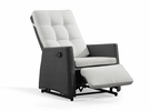 Daytona Rocking Chair Espresso