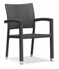 Boracay Chair Espresso by Zuo Modern