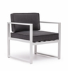Golden Beach Armchair Gray