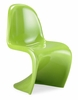 S Chair Green