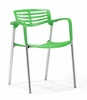 Scope Dining Chair Green