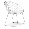 Whitworth Dining Chair Chrome