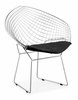 Net Dining Chair Black