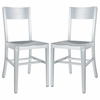 MILAN DINING CHAIRS SET OF 2