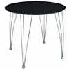 Surge Dining Table Black